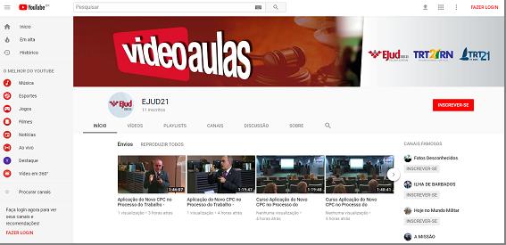 youtube ejud